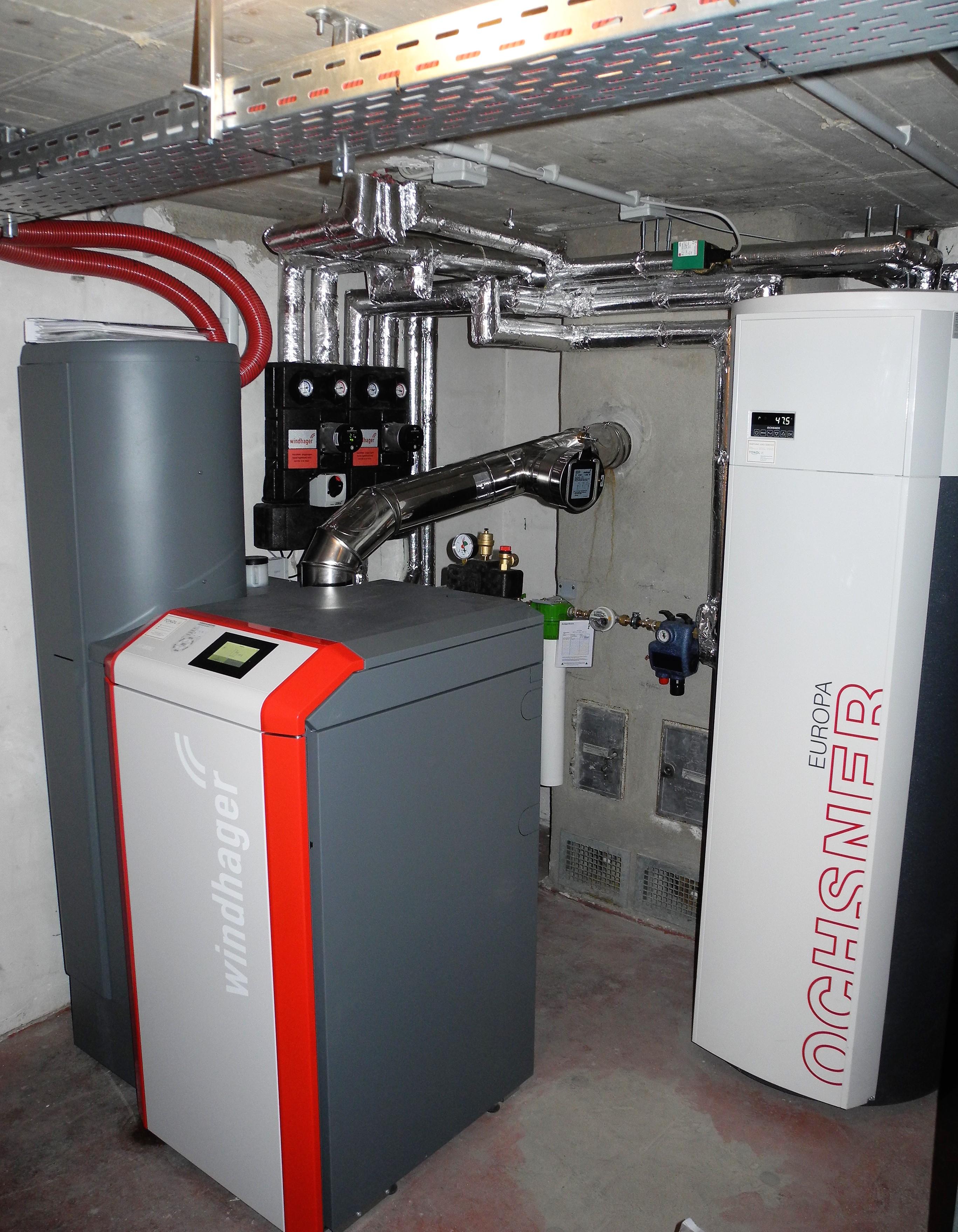 Heizungstechnik : TONDL Energietechnik GmbH